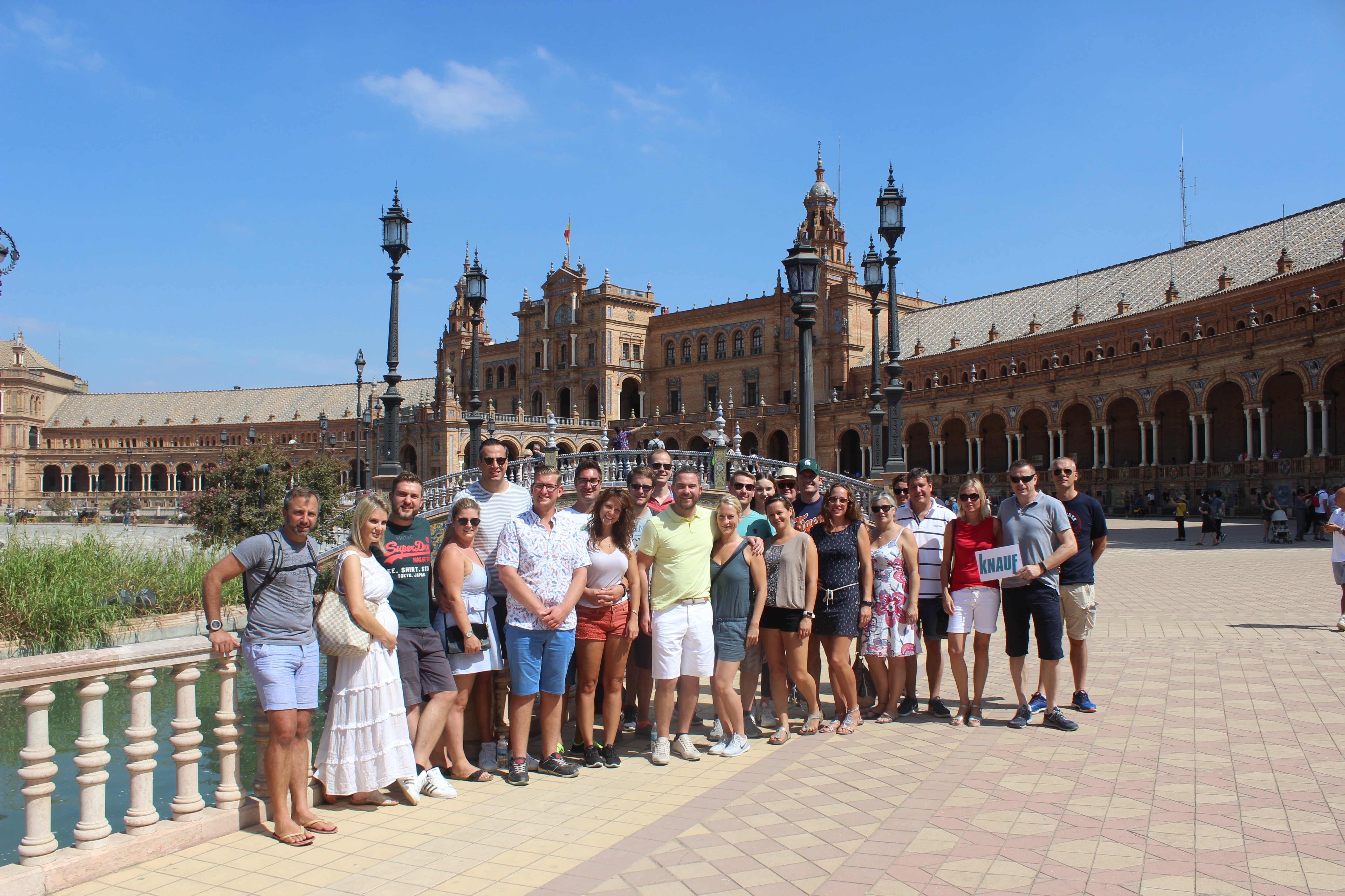 Networking in Andalusien